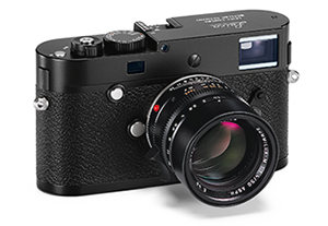 Leica M-P frontal