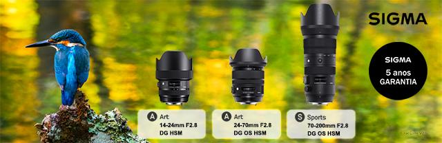 45df29dacc36a Importador exclusivo e distribuidor Sigma em Portugal